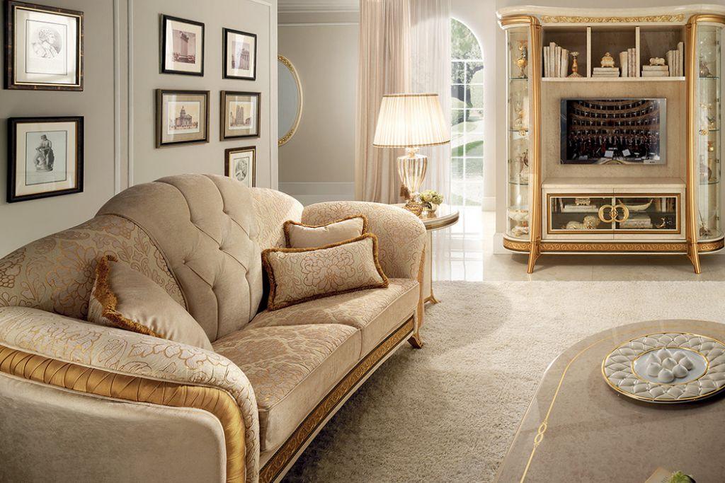 Classic interior moodboard melodia living room