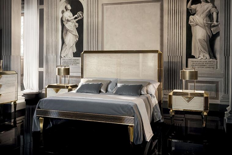 Contemporary bedroom sets: sophisticated and comfortable bed