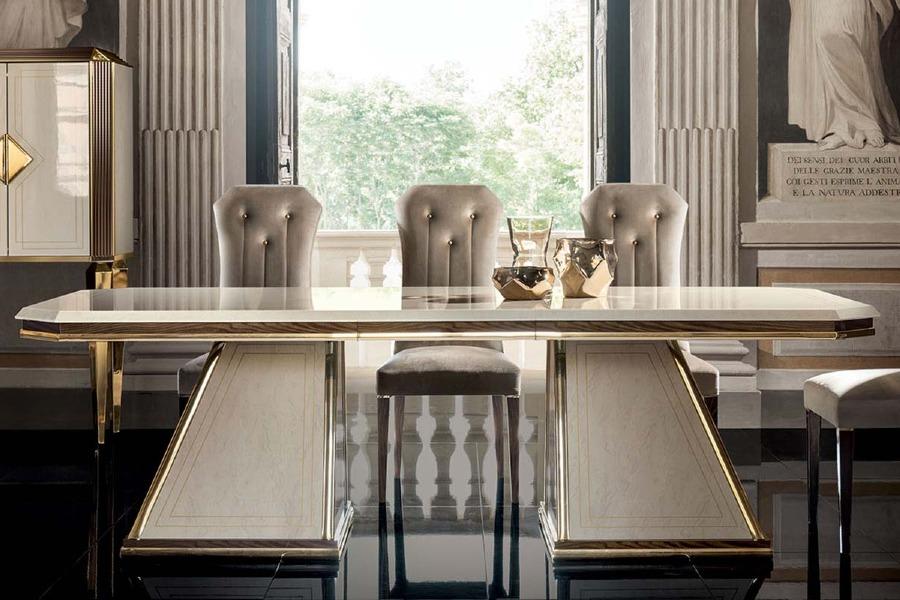 Contemporary design: dining set