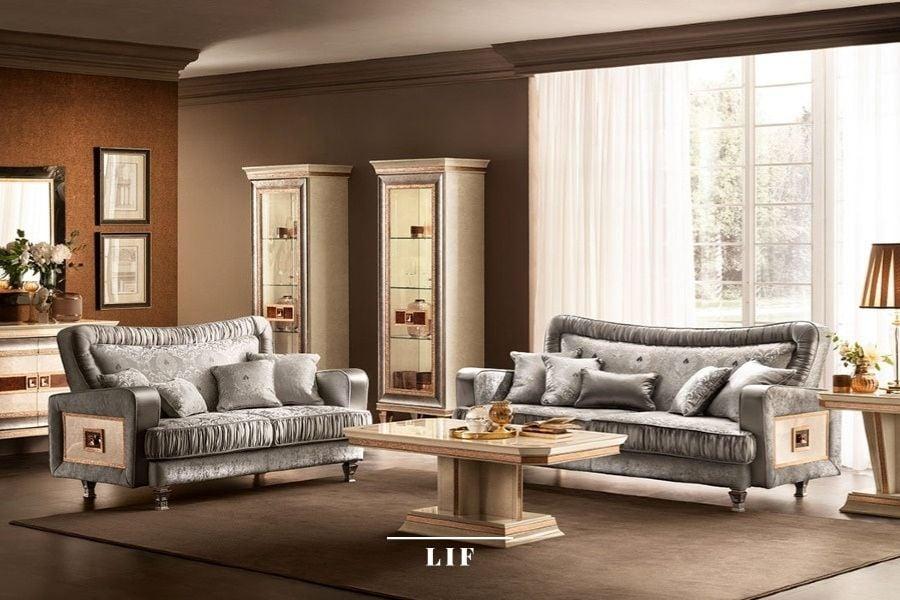 Italian classic sofa set: Dolce Vita