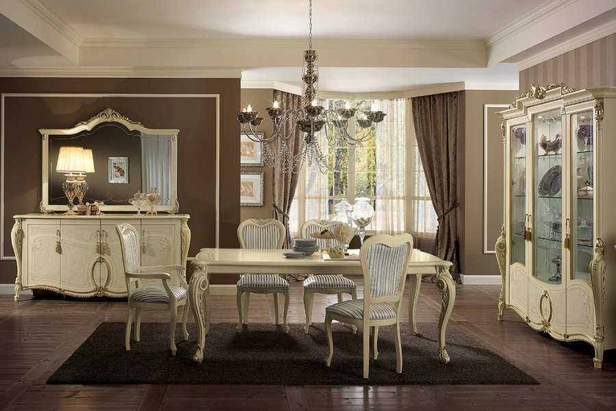 How to decorate a living room with high ceilings 5