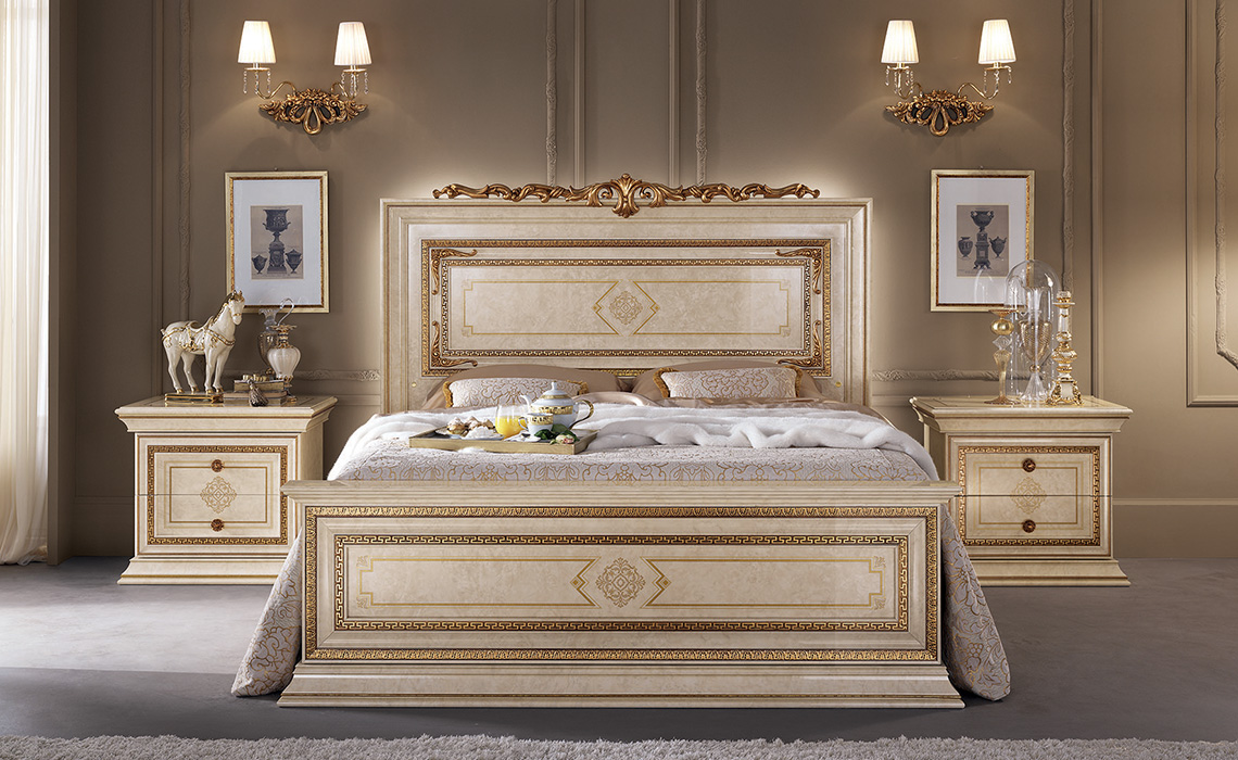 How to design a classic bedroom furniture layout 6
