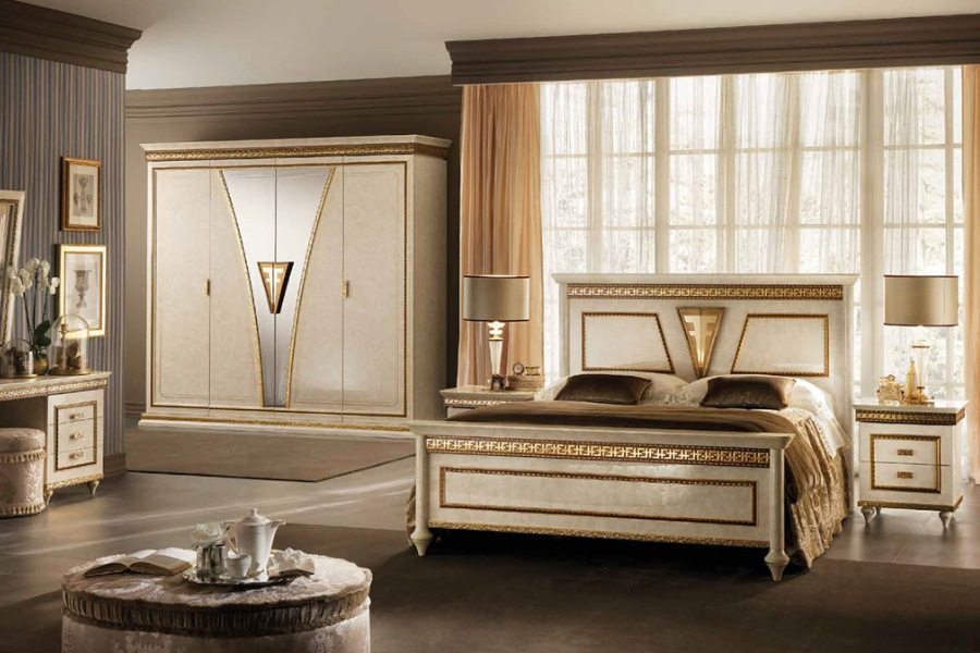 How to design an elegant bedroom using classic Made in Italy furniture  6
