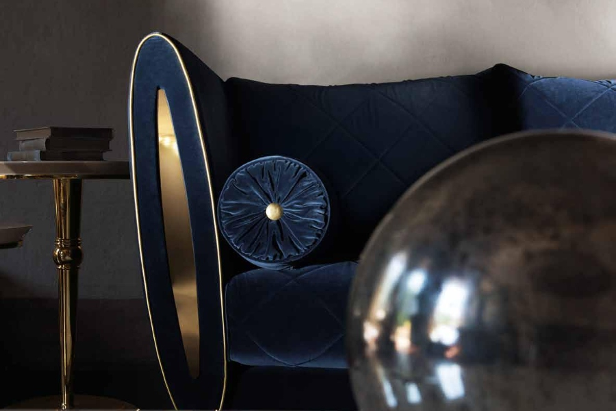 Give personality to your living room interior design with Arredoclassic and Adora 9