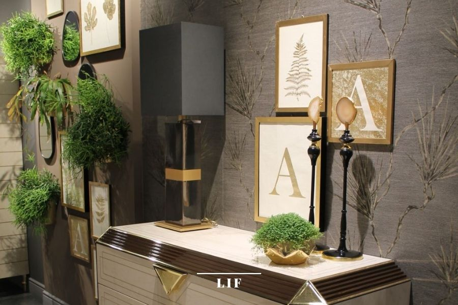 Interior design trend 2021: Three-dimensional wall textures