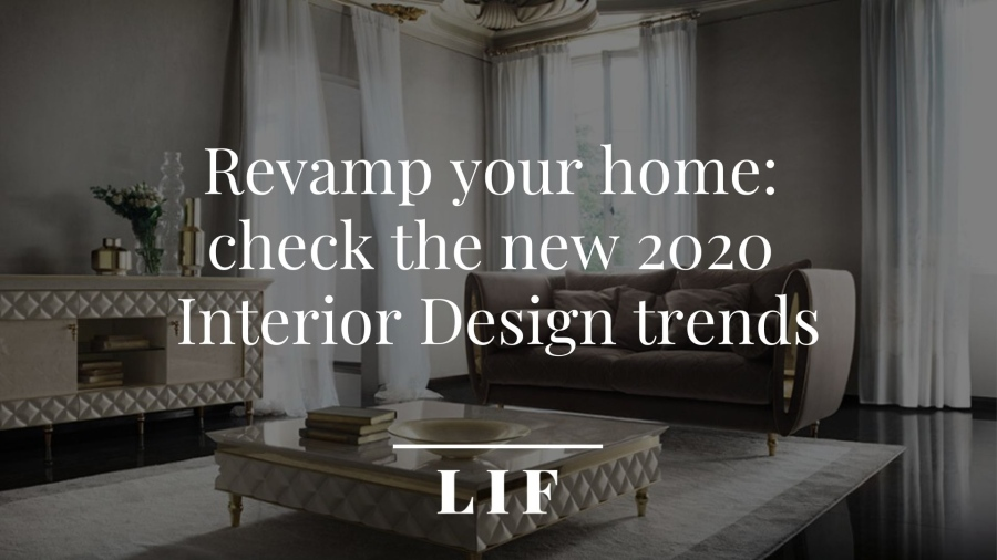 Interior design trends del 2020