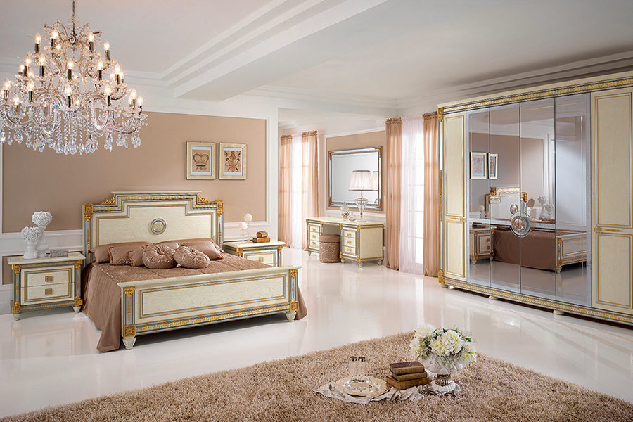 4 Rules For An Elegant And Luxury Bedroom Design
