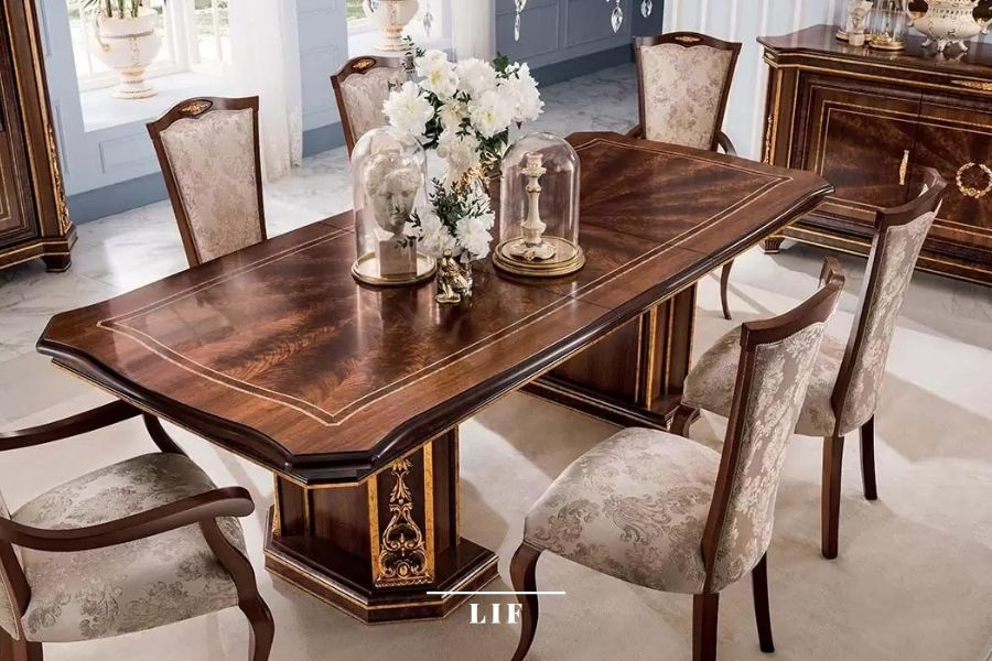 Decorating with fine furnishing accessories