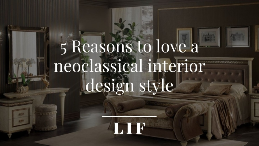 Cover article: Neoclassical interior design style