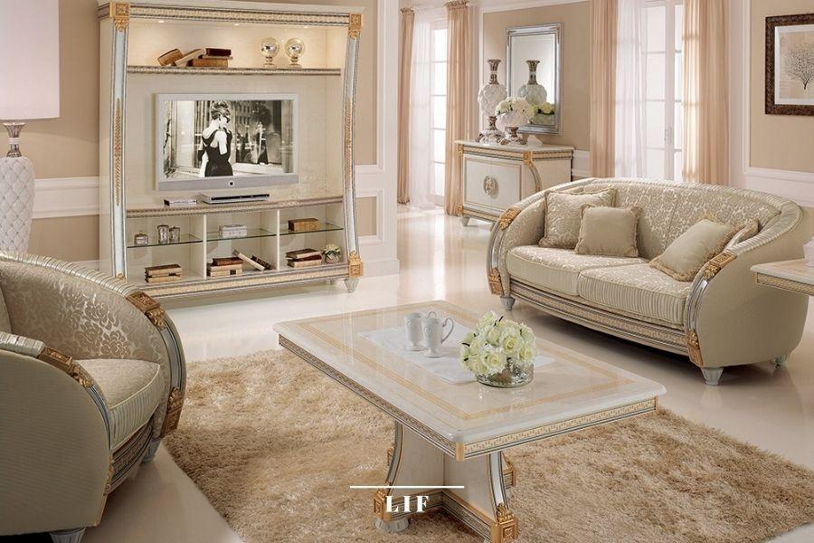 italian classic sofa set: Liberty