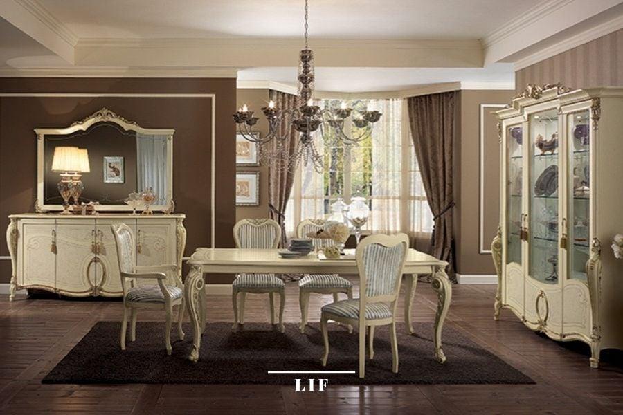 New classic design: dining room