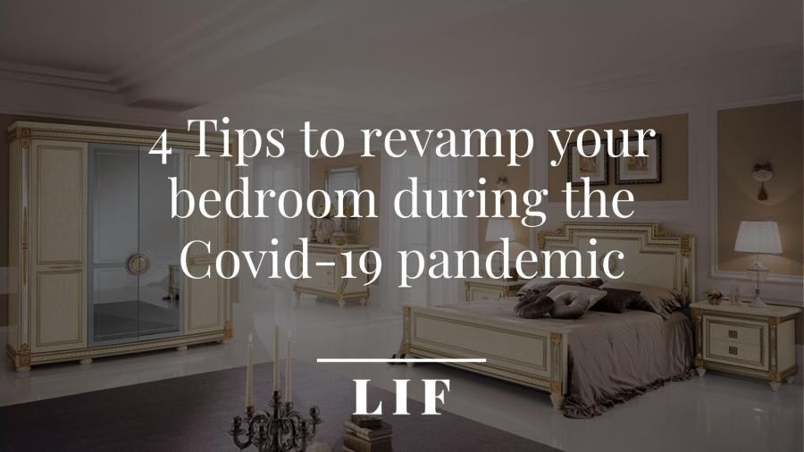Revam bedroom covid-19