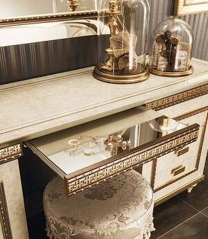 classic interior design style-dressing table