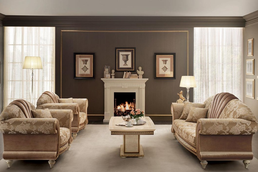 Classic style armchair: find here what you need for your living room 3