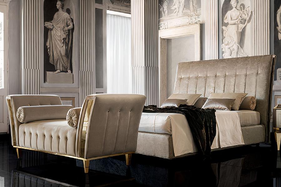 contemporary bedroom sets: Diamante collection by Adora