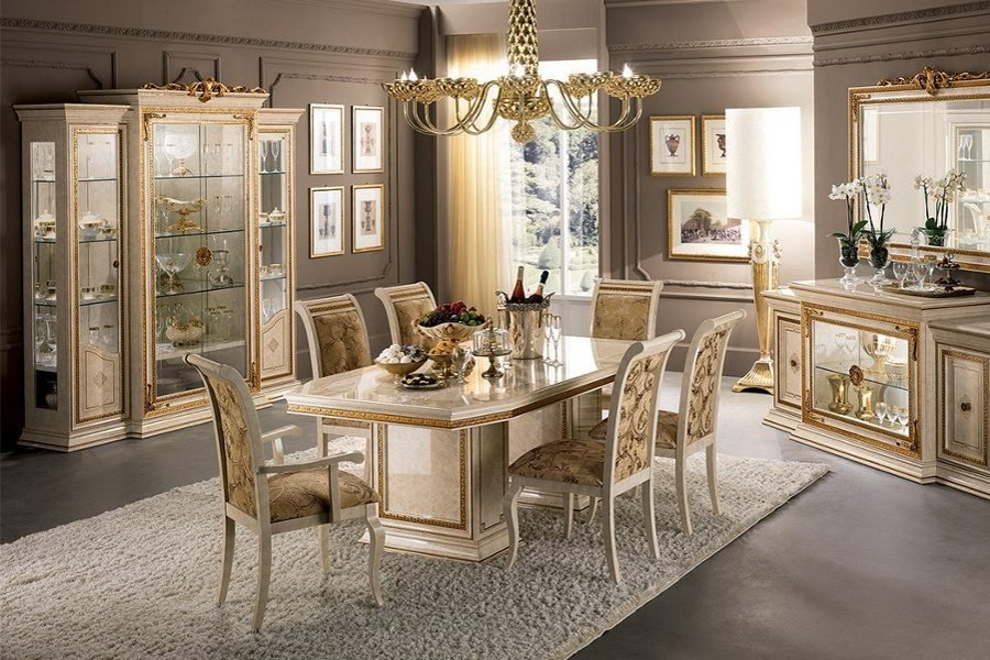 4 dining room colour ideas for an elegant and warm atmosphere 4