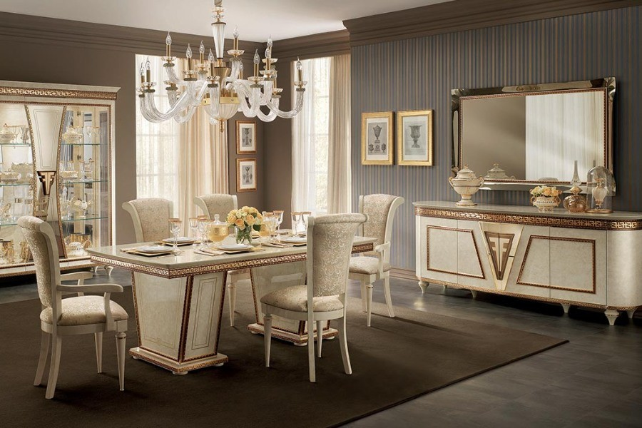 4 dining room colour ideas for an elegant and warm atmosphere 3