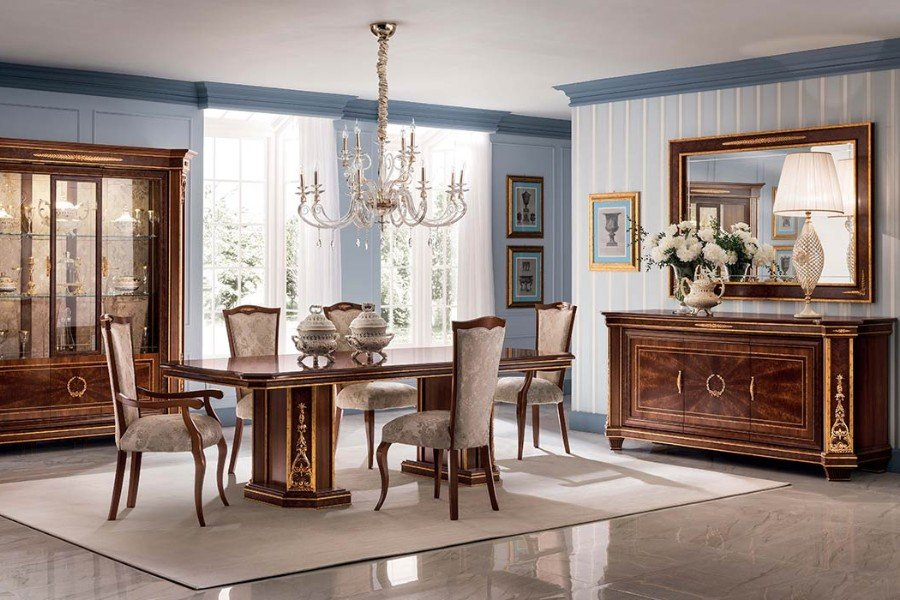 Make your dining room more harmonious with Arredoclassic collections 2