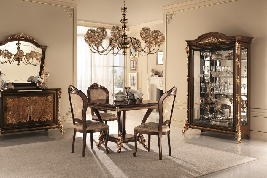 Make your dining room more harmonious with Arredoclassic collections 4