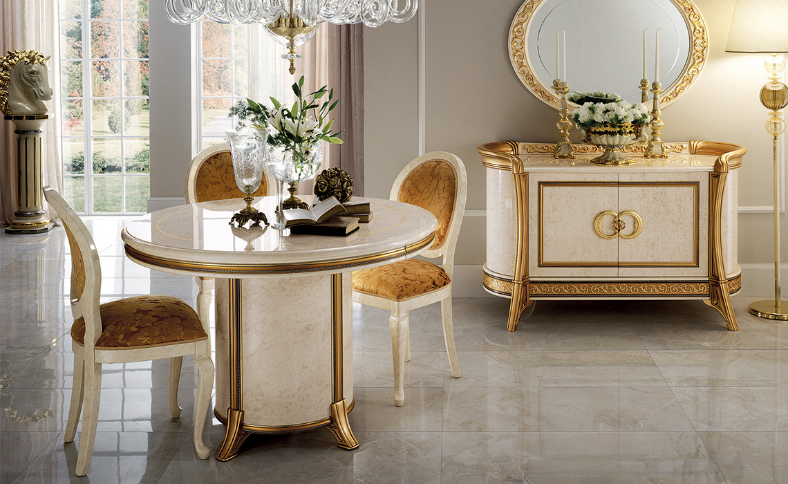Make your dining room more harmonious with Arredoclassic collections 5