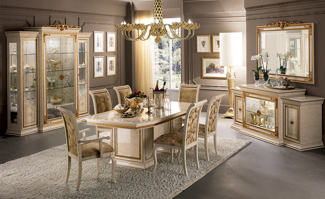 Make your dining room more harmonious with Arredoclassic collections 6