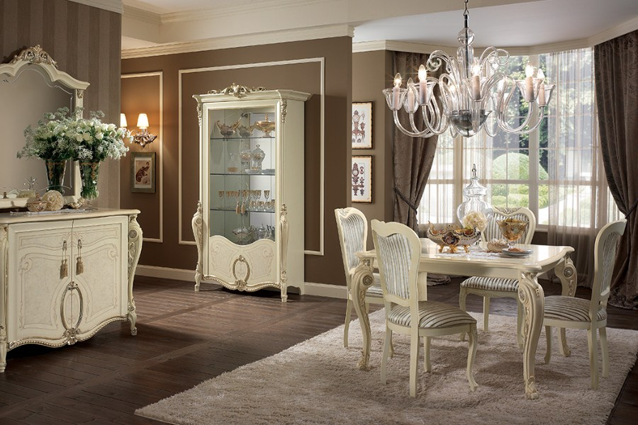 Make your dining room more harmonious with Arredoclassic collections 7