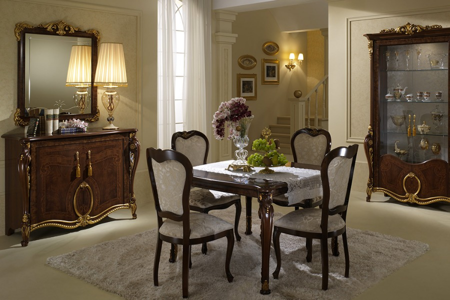 Make your dining room more harmonious with Arredoclassic collections 8