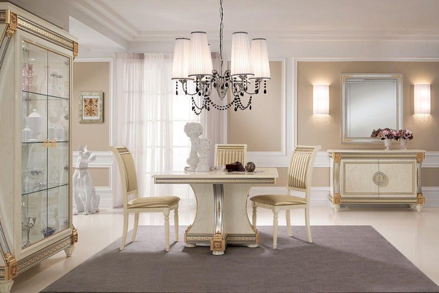 Make your dining room more harmonious with Arredoclassic collections 9