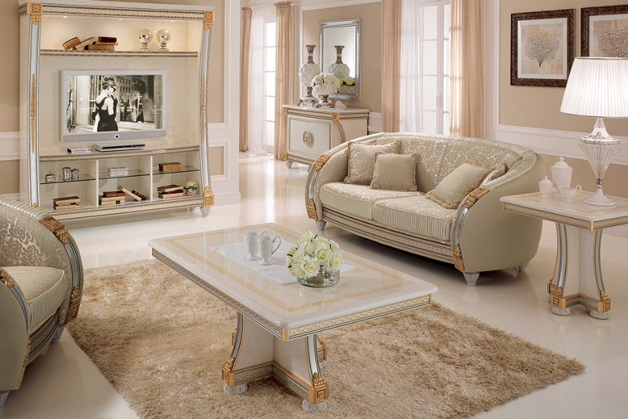 Neoclassic style living room: Create your living room with Arredoclassic Collections 3