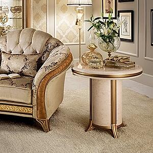 tips to create your elegant living room-table