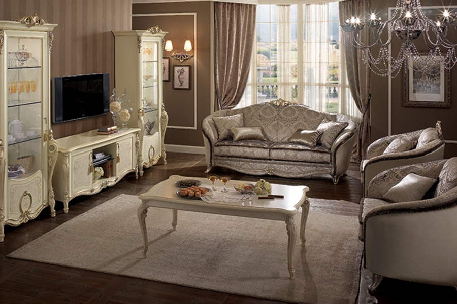 Classic style armchair: find here what you need for your living room 6